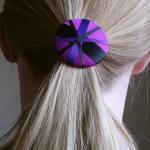 Ponytail Holder - Ice Queen - Giant..