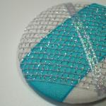 Brooch - Icicle - Giant Button